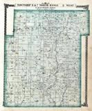 Townships 6 and 7 North, Range 3 W., Elm Point, Shoal Creek, Bond County 1875